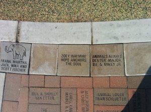 Zoo brick